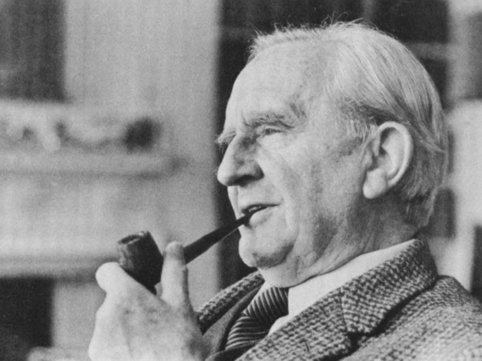 A biography of john ronald reuel tolkien the author
