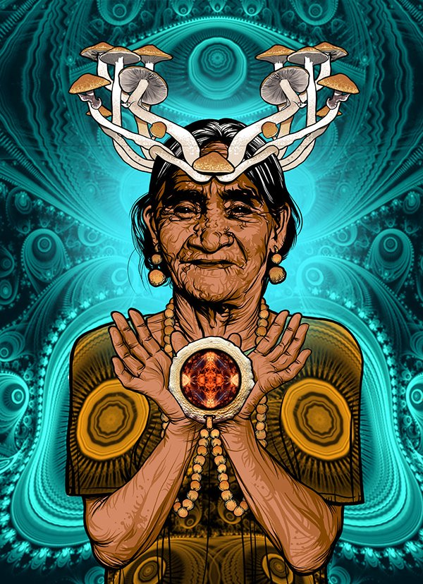 Maria Sabina was a Mazatec curandera (healer/shaman) who served psilocybin mushrooms to R. Gordon Wasson in 1955 — the first white man in recorded history to partake in the Mazatec mushroom ritual. Wasson's story caused a sensation when it was published in Life magazine. By introducing 'shrooms' to the West, Wasson influenced the psychedelic 1960s and kickstarted the field of ethnomycology. Thousands of spiritual tourists — including Timothy Leary, Bob Dylan, and John Lennon — descended upon Maria Sabina's little village in the following decade, and she came to regret ever offering the 'divine mushrooms' to foreigners.