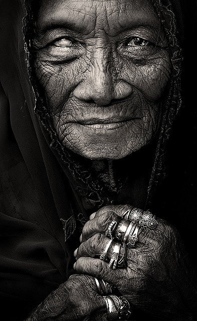 wise old woman
