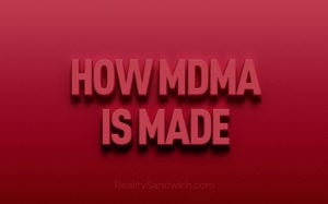 How MDMA is made
