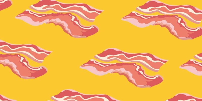 Fungi-based bacon is now on supermarket shelves